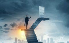 penjanje poduzetničkim ljestvama