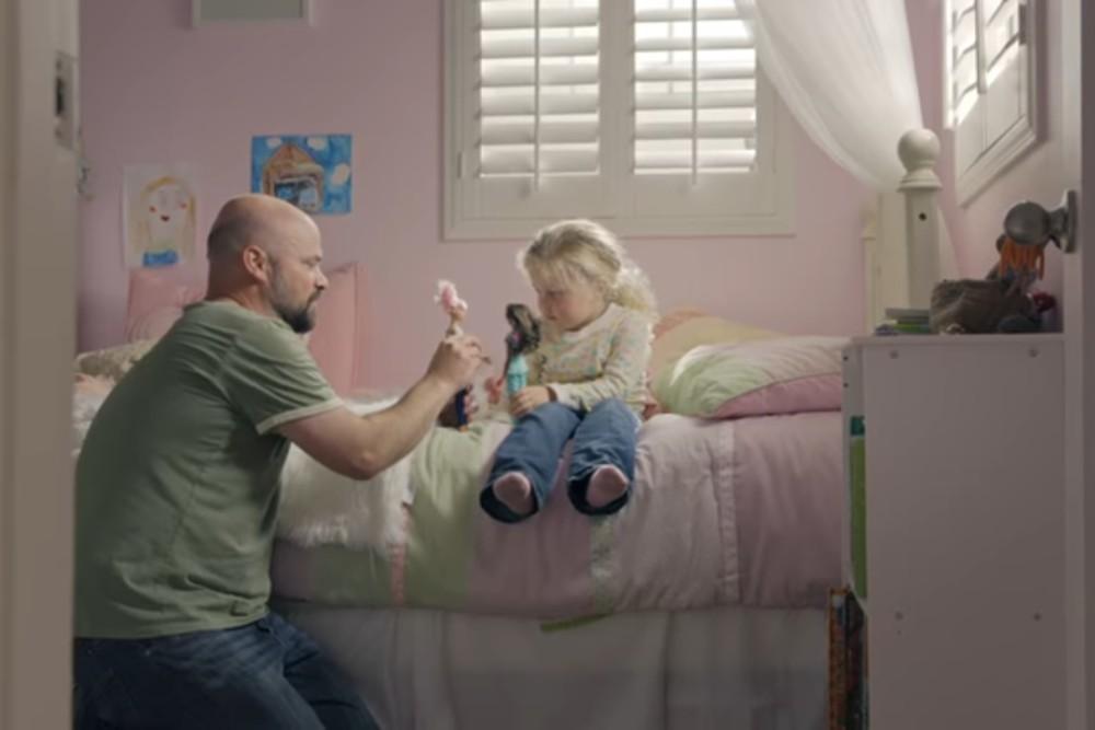 Barbie reklama
