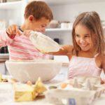 5 razloga zašto biste trebali kuhati s djecom
