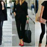Kako nositi crno na crno?