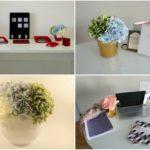 Umjetno cvijeće donosi svježinu i glamur na vaš radni stol