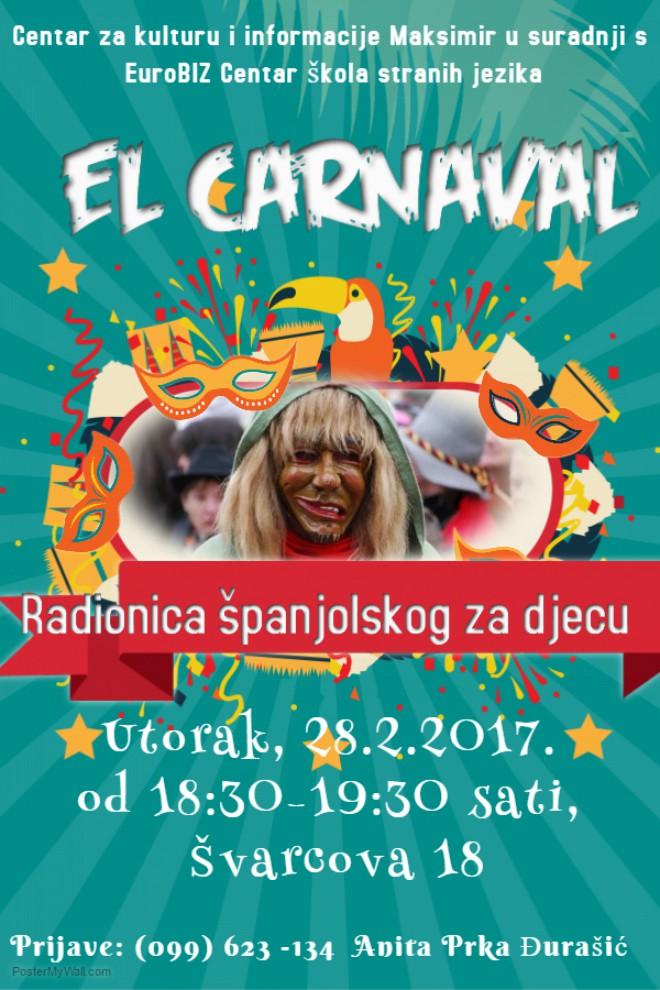 Španjolski karneval