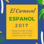 Dođite na besplatnu radionicu El Carnaval – španjolski maskenbal za odrasle