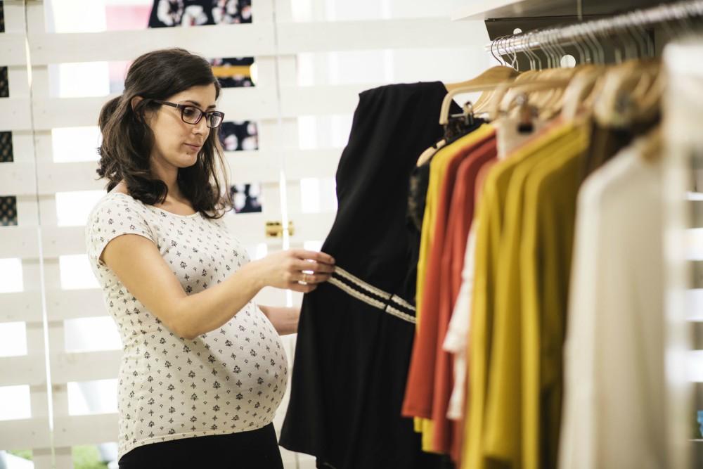 kako sakriti trudnoću