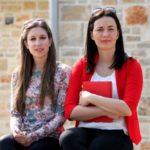 Kristina Radolović i Katarina Vojnović nakon porodiljnih krenule u zajednički biznis