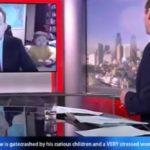 Djeca upala u kadar ocu koji se iz svog doma javio u BBC-evu emisiju