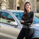 Brazilka Marcela za ljubavi došla u Hrvatsku i postala jedna od tridesetak Uberovih vozačica s vrhunskim ocjenama korisnika