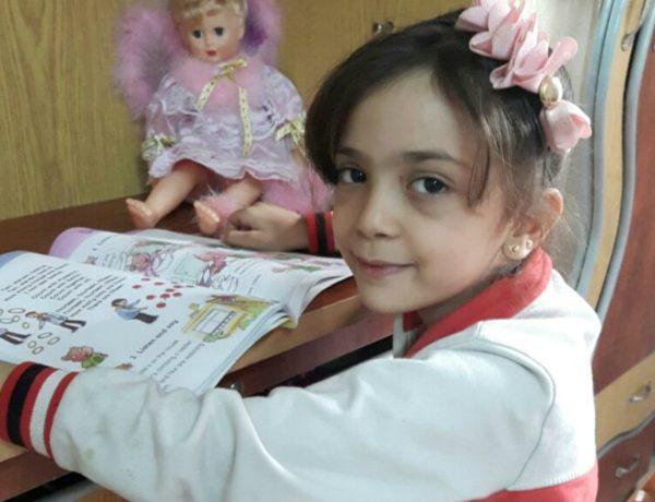 Bana Alabed piše memoare