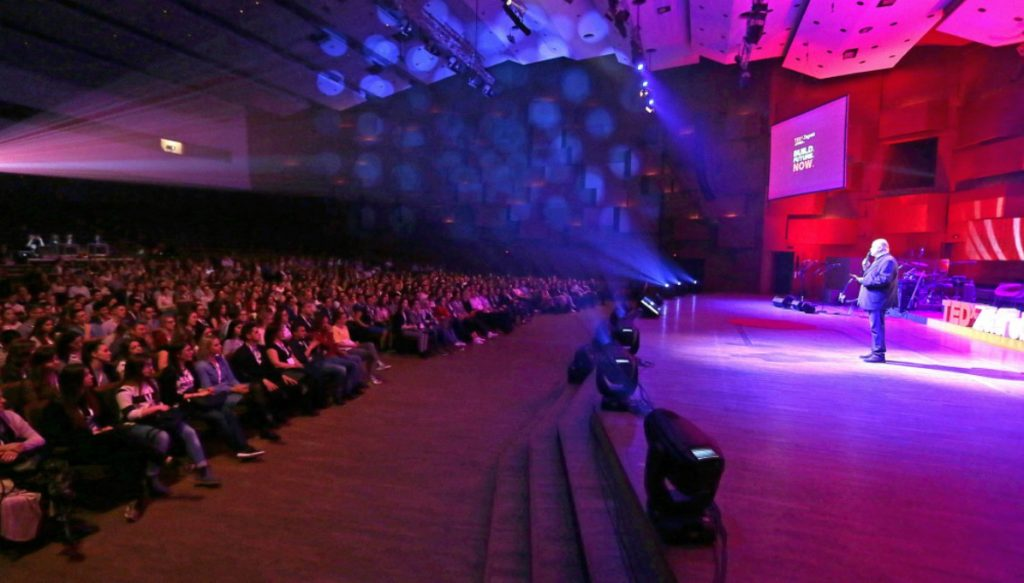 TEDxZagreb BUILD.FUTURE.NOW.