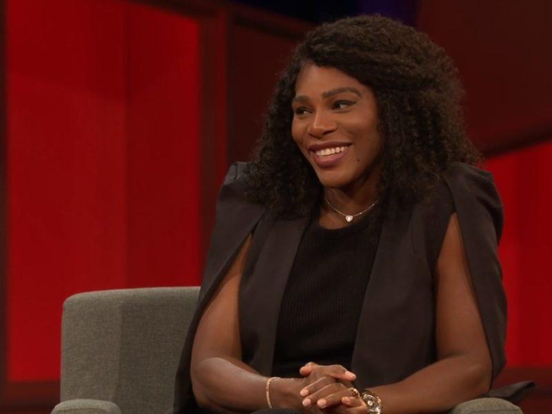 Serena Williams o trudnoći
