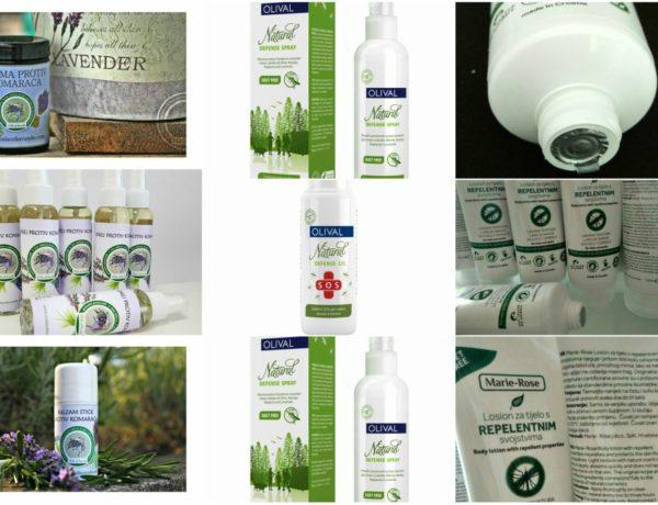 sredstva za zaštitu od komaraca