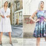 Dvije trenutno najpopularnije haljine modnog brenda Andy's, savršene za poslovne žene