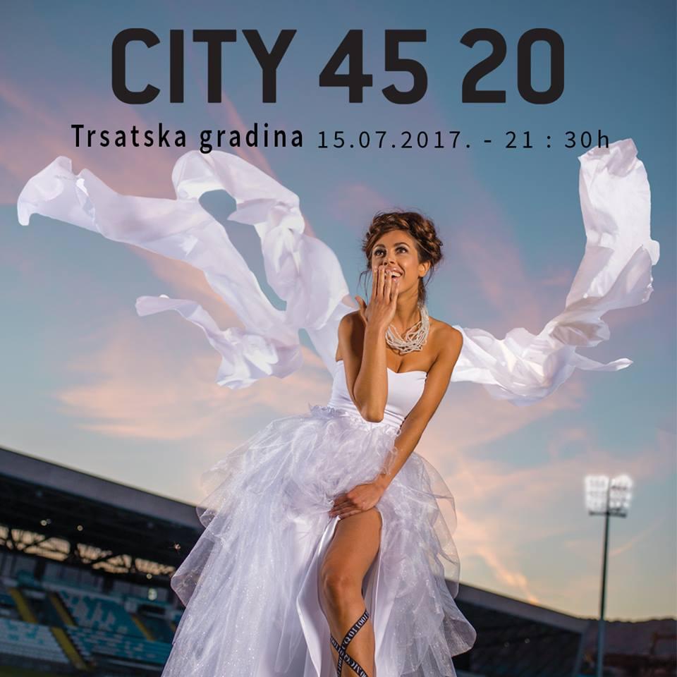 city 45 20