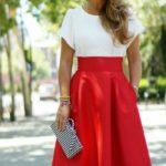 Modne blogerice obožavaju ovaj model crvene suknje