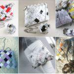 Novi hrvatski brand La Tramp na tržište donosi ručno rađene torbe od papira