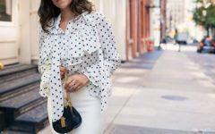 kako nositi bijelu boju