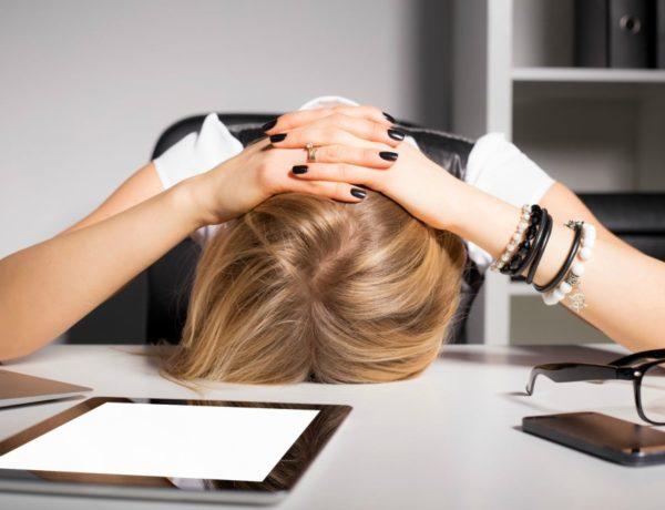 kolega koji je pod stresom