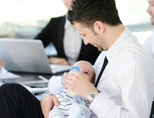Obavezni rodiljni dopust za očeve