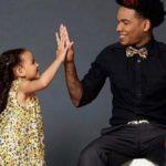 Otac malene djevojčice svojim Instagram profilom nastoji inspirirati druge muškarce da postanu dobri roditelji
