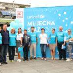 Na UNICEF-ovoj utrci Mliječna staza prikupljeno 750,000 kuna za osnivanje prve banke humanog mlijeka