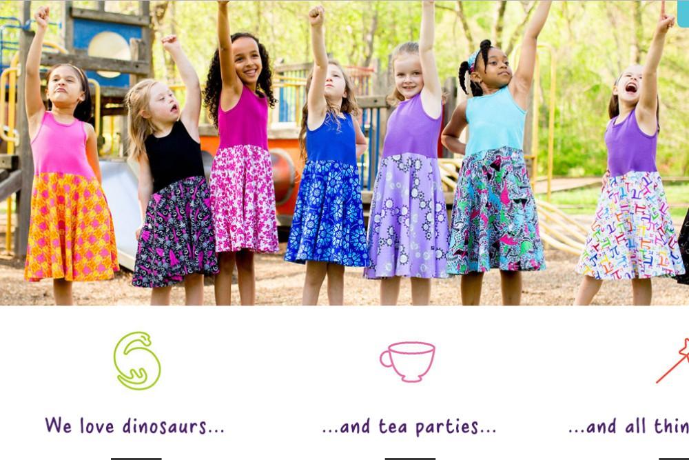 oznake spolova na dječjoj odjeći