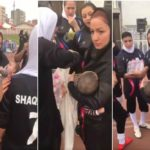 Trenerica ragbija vodila svoj tim s djetetom u naručju