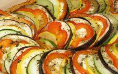 Jednostavno jelo od povrća