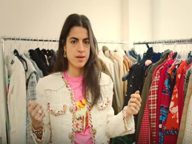Modna blogerica