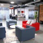 Poslovna inteligencija naših inspirativnih poduzetnica 2016. godine predstavila novi ured u poslovnom kompleksu Fabrika