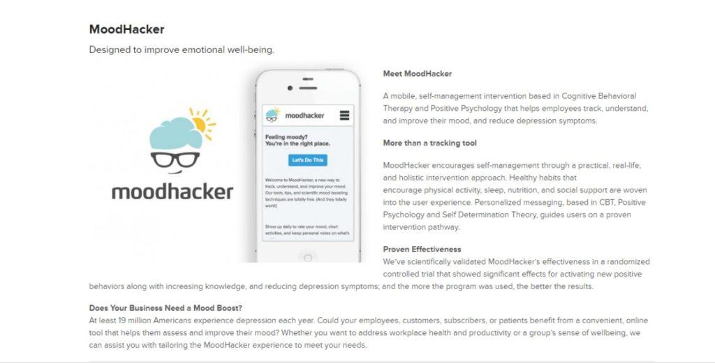 aplikacije za borbu protiv depresije