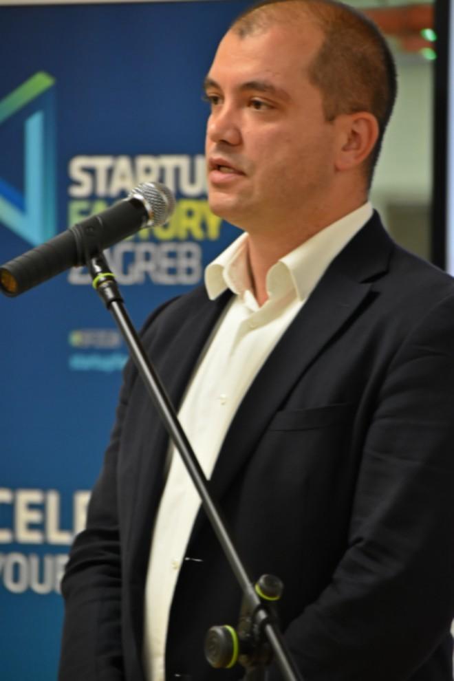 otvoren Startup Factory Zagreb