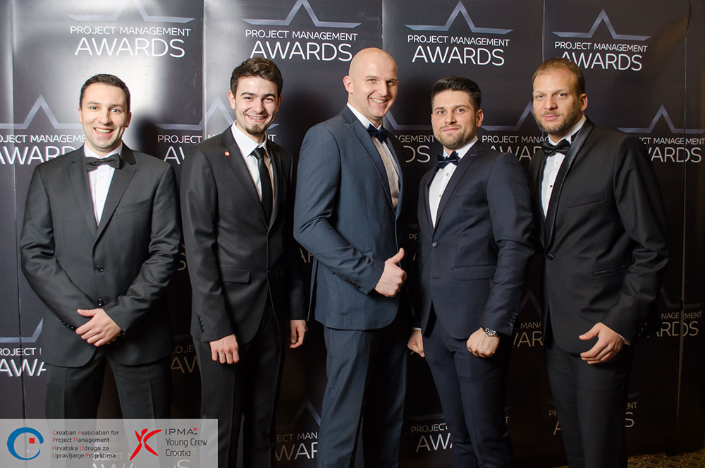 project management awards