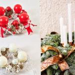 Divni božićni aranžmani za blagdansko vrijeme koje dolazi