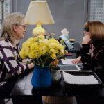 Kako izgleda kada Anna Wintour intervjuira Meryl Streep?