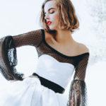 Crno-bijela kombinacija nezaobilazan je modni evergreen