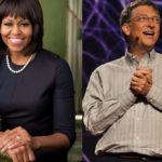Michelle Obama i Bill Gates podijelili važne savjete o odgoju djece