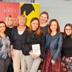 Na prvom ovogodišnjem Networking breakfastu predstavljena knjiga 'Od zaposlenice do poduzetnice'