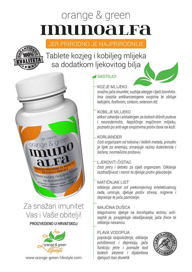dodatak prehrani za imunitet