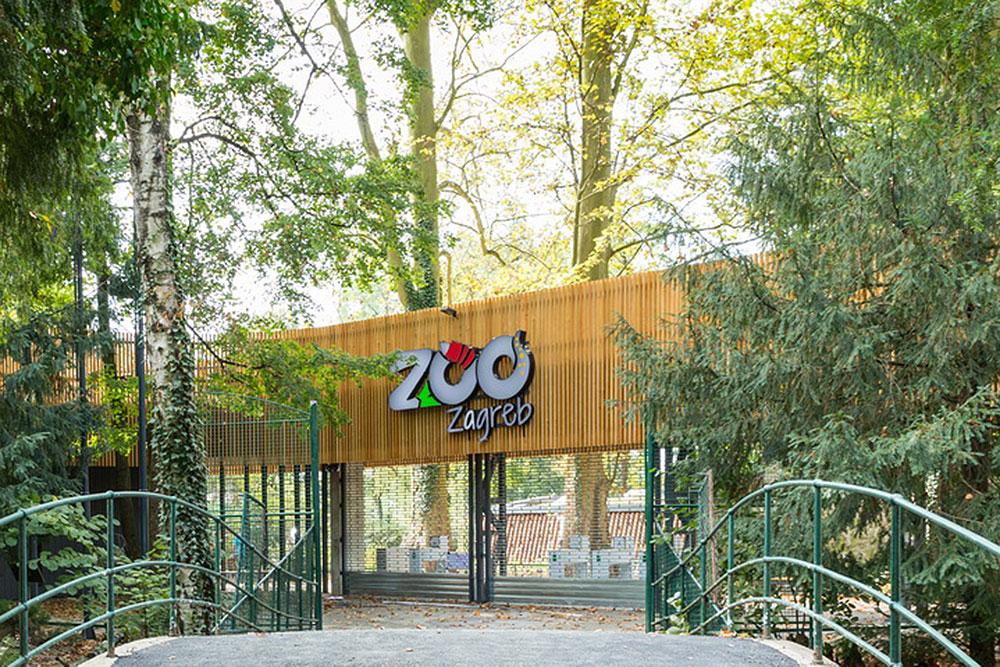 posjetiti zoološki vrt grada Zagreba