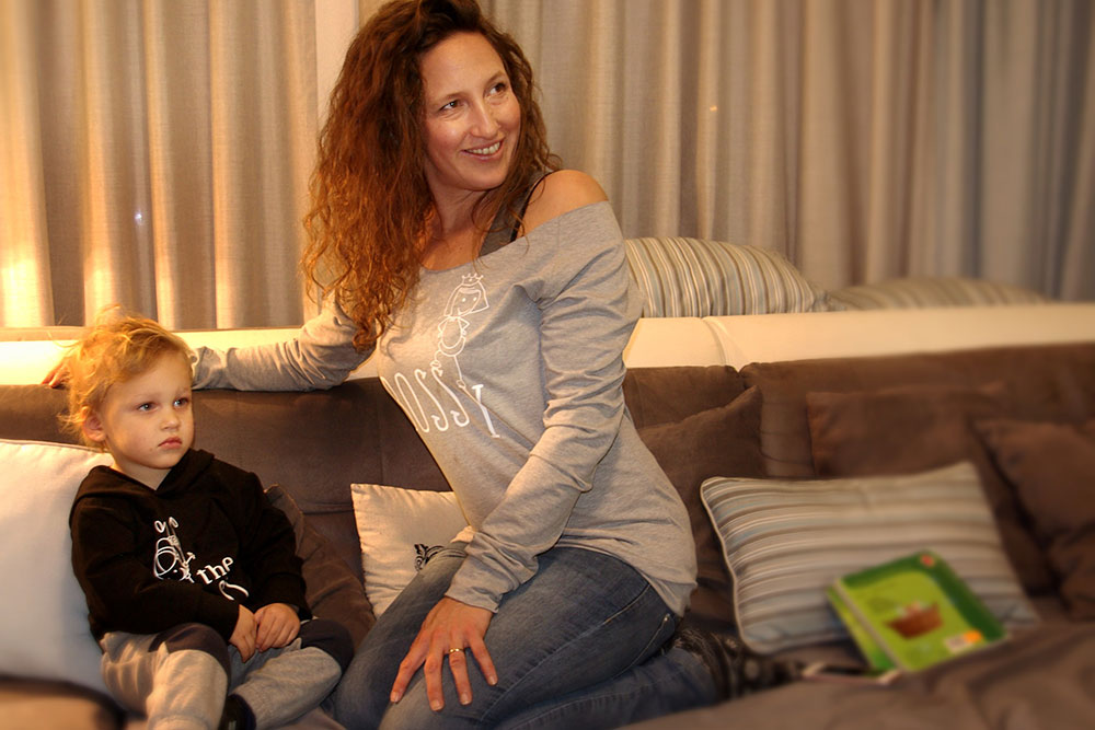 majica za mame i sinove