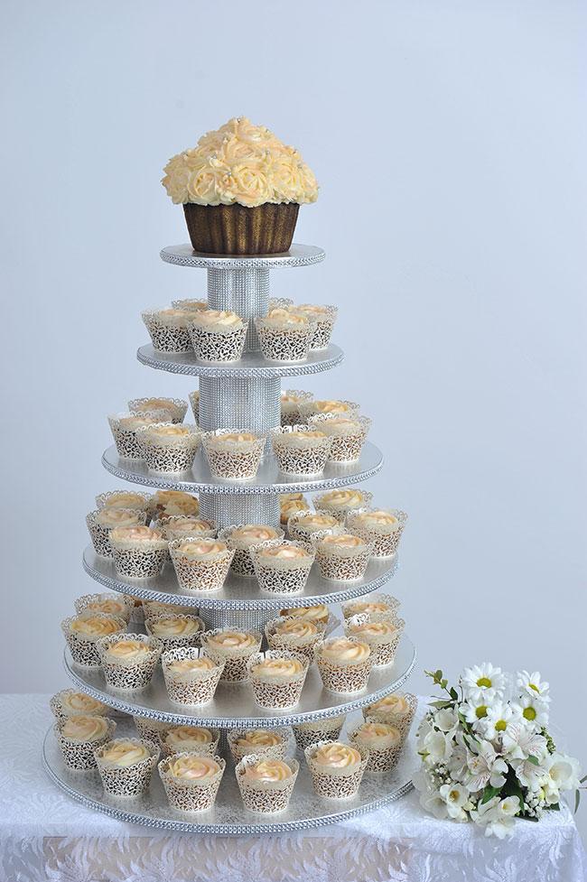 kako odabrati savršenu svadbenu tortu
