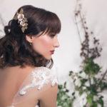 Kako odabrati idealan vjenčani ukras za kosu?