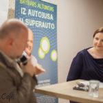 Održano posebno izdanje Business Cafea u Zagrebu uz gosta Baybarsa Altuntasa