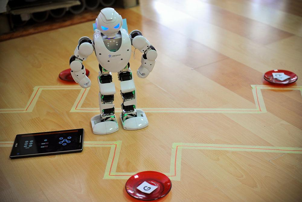 robotika u dječjem vrtiću