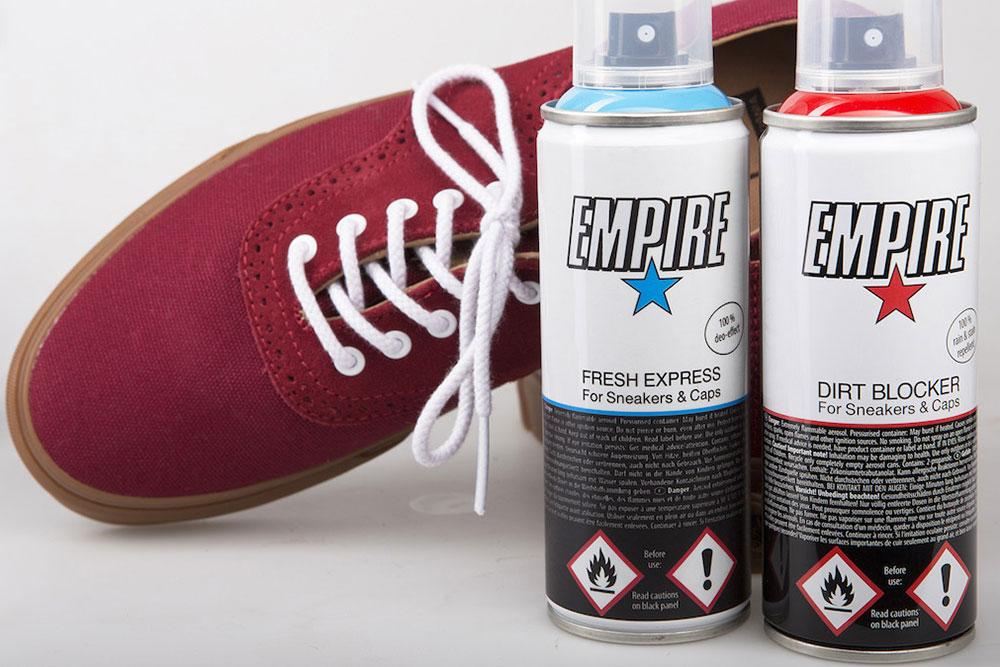 sprej za njegu obuće empire
