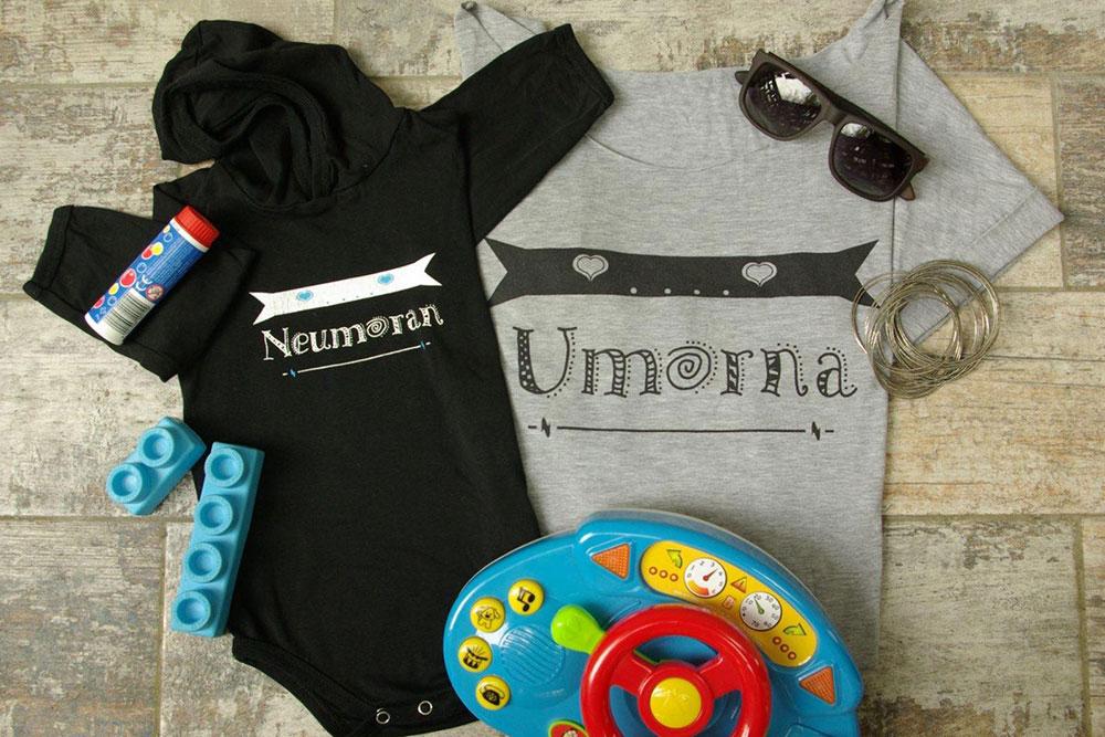 majice za mame i sinove