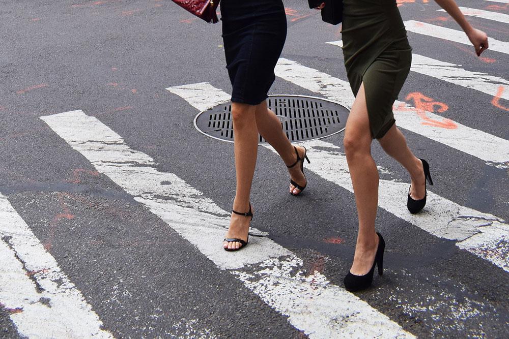 ravna obuća za žene