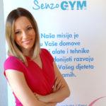 Ivani Štedul njeno troje djece pomoglo izbrusiti jedinstvenu SenzoGYM metodu