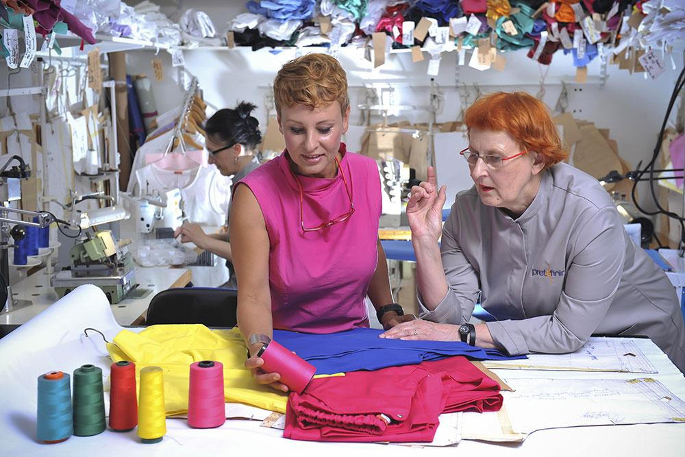 dizajnerska radna odjeća