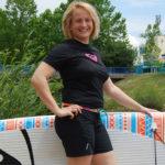 Dvostruka poduzetnica Jasmina Simić pretvorila hobi u posao i otvorila prvu surf-kuću u Hrvatskoj